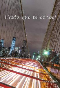 Hasta que te conocí (Lucas y Valerie nº1) - Anna García