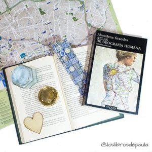 Atlas de geografía humana - Almudena Grandes