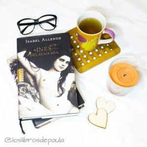 Inés del alma mía, Isabel Allende - Instagram loslibrosdepaula