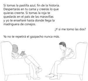 Ilustracion diario cretino - Ismael Sánchez Pérez
