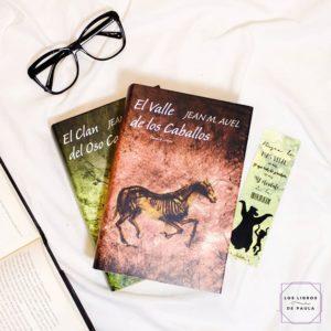 El valle de los caballos, Los hijos de la Tierra 2, Jean M. Auel - Instagram loslibrosdepaula