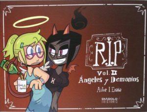 R.I.P 2: ángeles y demonios - Aitor I. Eraña