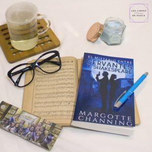 El misterio entre Cervantes y Shakespeare, Margotte Channing - Instagram loslibrosdepaula