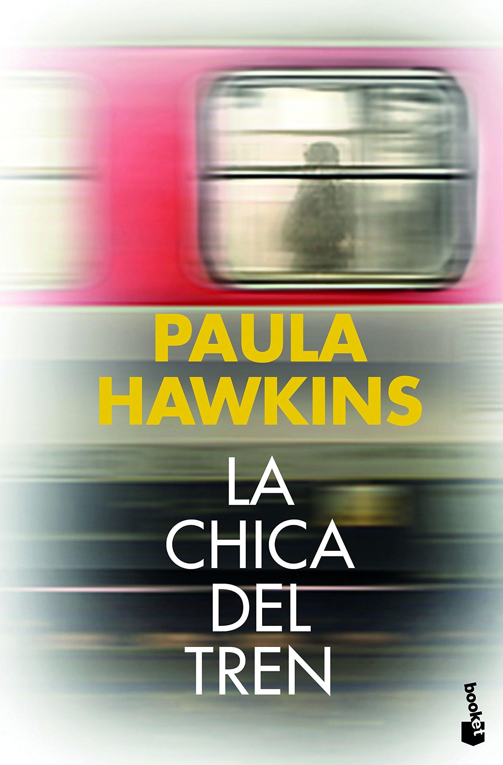La chica del tren - Paula Hawkins