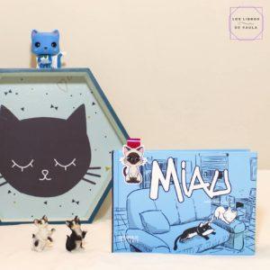 Miau cómic, José Fonollosa - Instagram loslibrosdepaula