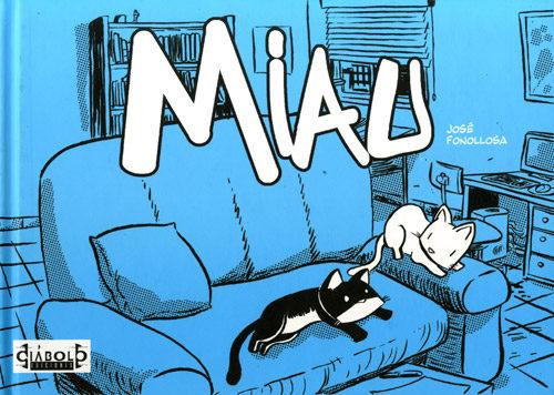 Miau comic - José Fonollosa