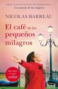 El café de los pequeños milagros - Nicolas Barreau