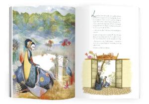 La balada de Mulán - páginas interiores