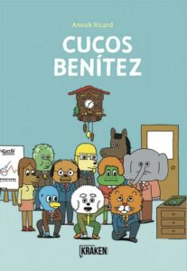 Cucos Benítez - Anouk Ricard