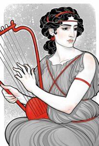 Safo de Lesbos - Señoras ilustres que se empotraron hace mucho