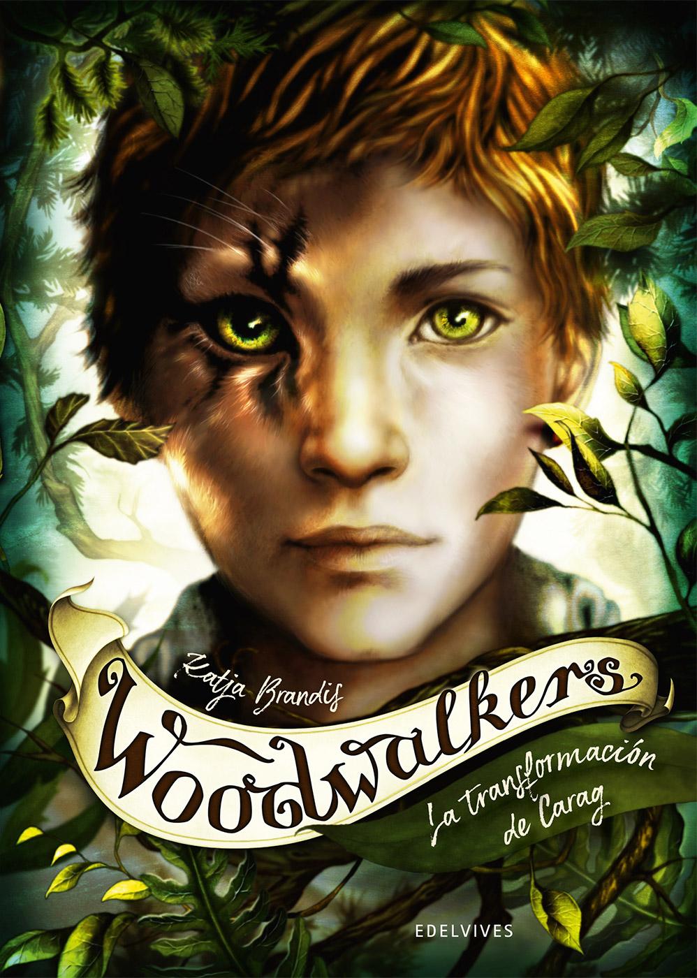 La transformacion de Carag (Woodwalkers 1) - Katja Brandis